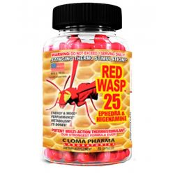 фото Red Wasp 25