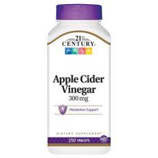 yablochnyy-uksus-v-tabletkah-apple-cider-vinegar-21-century-foto