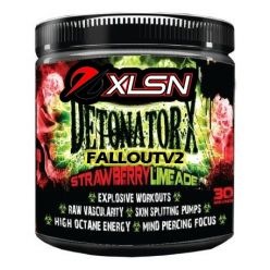 Detonator X fallout v2 Детонатор