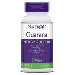 фото Guarana Natrol 200mg 90 kapsule