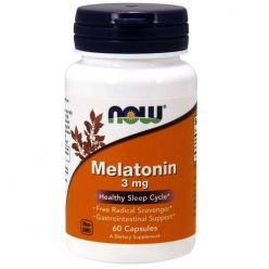 Melatonin NOW, 180 капс
