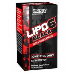 nutrex lipo 6 black ultra concentrate foto