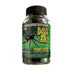 фото Black Spider 25 ephedra
