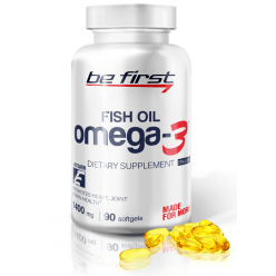 фото omega-3-fish-oil-befirst-90-softgels